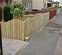 Tmber Fencing Airdrie