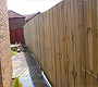 Tmber Fencing Newton Mearns