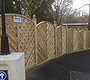 Timber Fencing Airdrie
