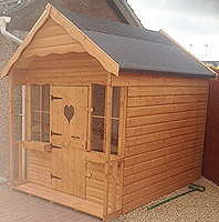 Bespoke Playhouses Scotland