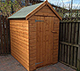 Apex Roof Wooden Sheds