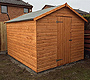 Wooden Sheds Bearsden
