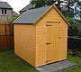 Timber Shed Giffnock