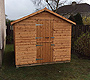 Wooden Shed Glasgow