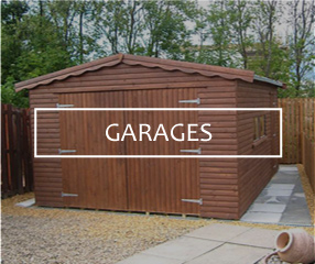 Timber Garages Glasgow